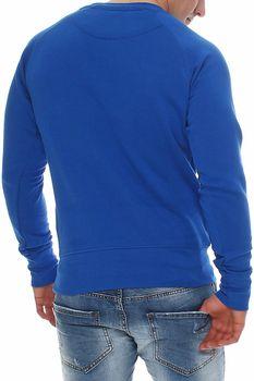 Herren Pullover ohne Kapuze Mistral – Bild 6