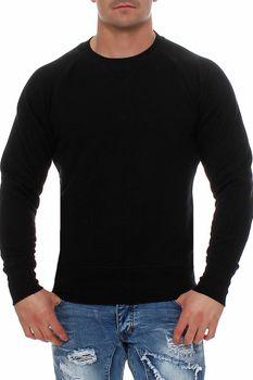 Herren Pullover ohne Kapuze Mistral – Bild 1