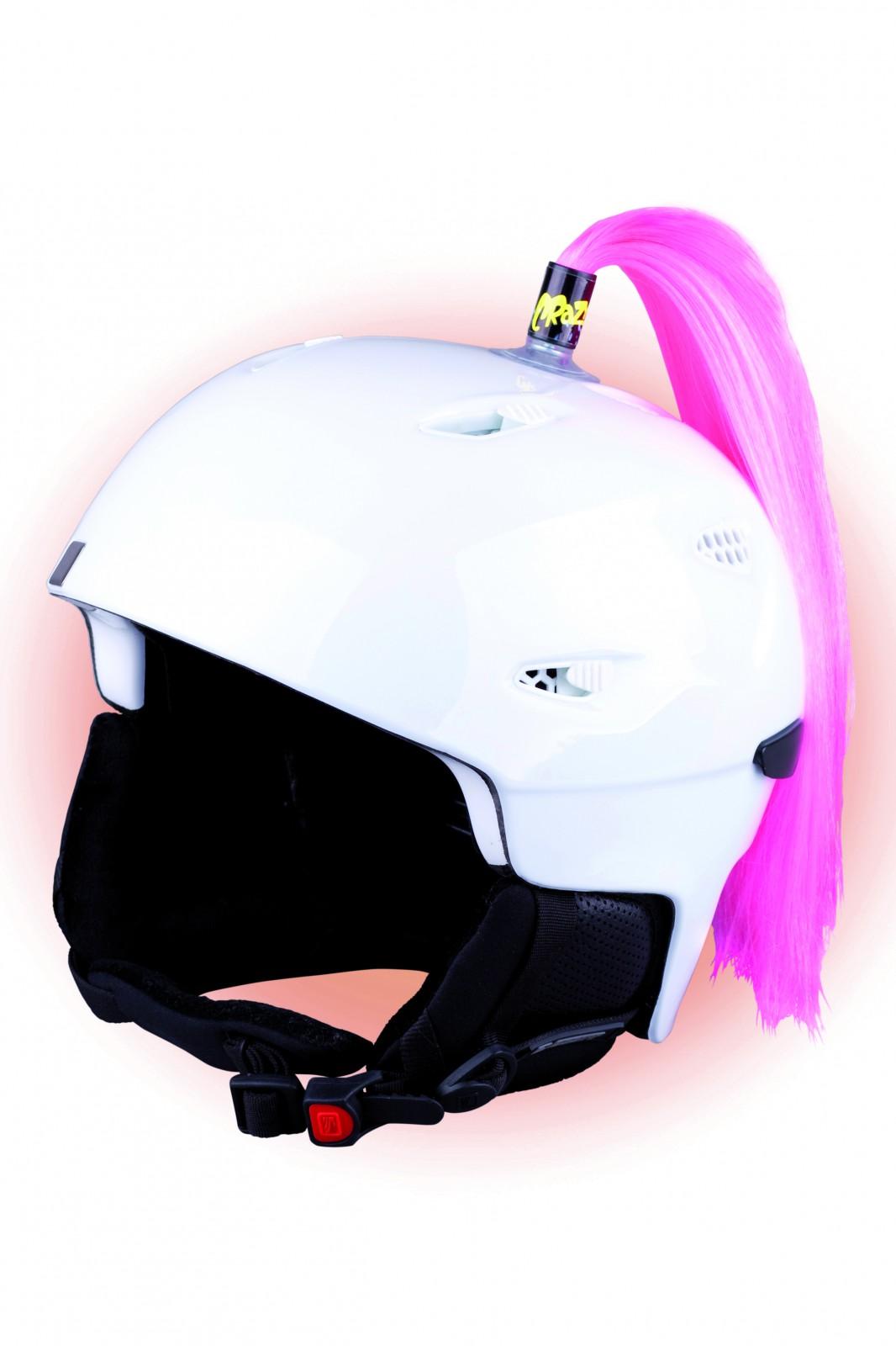 crazy ears helm accessoires z pfe zopf ski ohren skihelm. Black Bedroom Furniture Sets. Home Design Ideas