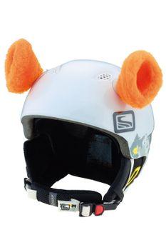 Crazy Ears Helm Accessoires Biene Teddy Maus Katze – Bild 5