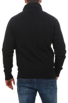 Herren Sweatshirt Jacke ohne Kapuze Houston – Bild 3