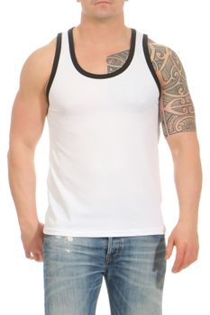 Herren Tank Top Sport, Funktions-Tanktop Magic – Bild 9