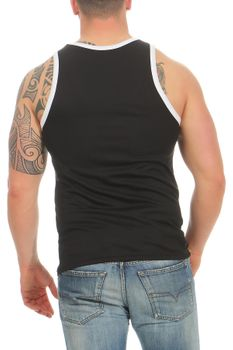 Herren Tank Top Sport, Funktions-Tanktop Magic – Bild 7