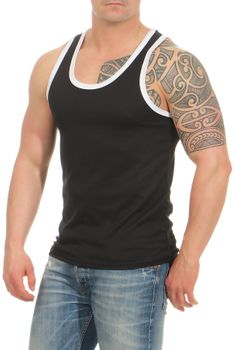 Herren Tank Top Sport, Funktions-Tanktop Magic – Bild 6