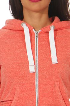 Damen Sweatjacke Urban Lady – Bild 14