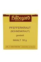 Jura Pfefferkraut (Bohnenkraut) gerebelt