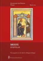 Band 8/10: Hildegard von Bingen: Briefe - Epistolae