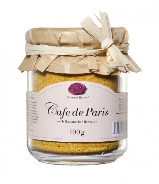 Cafe De Paris Dip Thermomix