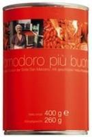 San Marzano Tomaten -  Ganz & Geschält 24 x 400 g (6240 gr. Abropfgewicht)