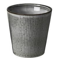 NORDIC SEA Blumentopf, Vase oder Utensilienhalter Ø 14 x H 14,3 cm