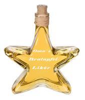 Stern Flasche 0,2l Omas Bratapfel Likör