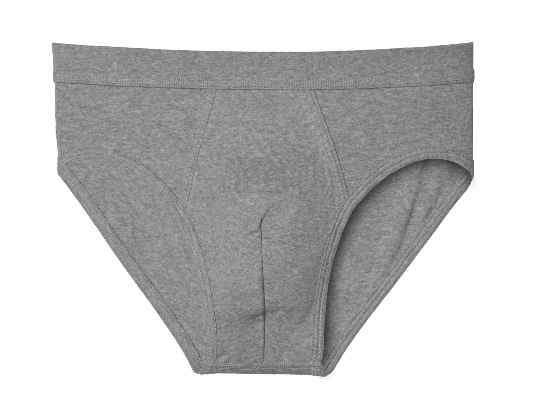 af91f88ba0fa57 Herren Slip 3er Pack, mit Eingriff, Feinripp, reine Baumwolle, elastischer  Weichbund