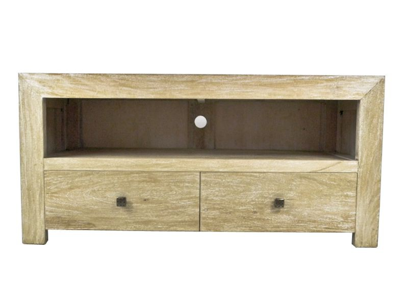 lowboard tv schrank fernsehschrank tv board kommode unterschrank massiv 120 cm ebay. Black Bedroom Furniture Sets. Home Design Ideas