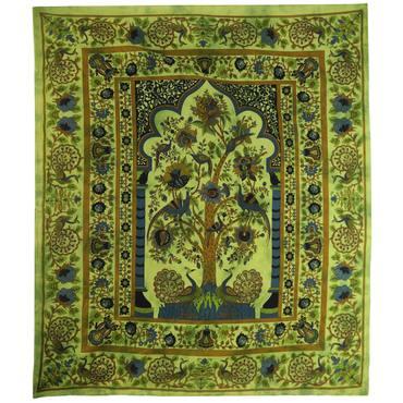 Tagesdecke Lebensbaum Tree Of Life Bettüberwurf Wandbehang Decke Vorhang Baum des Lebens – Bild 10