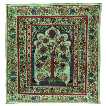 Tagesdecke Lebensbaum Tree Of Life Bettüberwurf Wandbehang Decke Vorhang Baum des Lebens – Bild 7