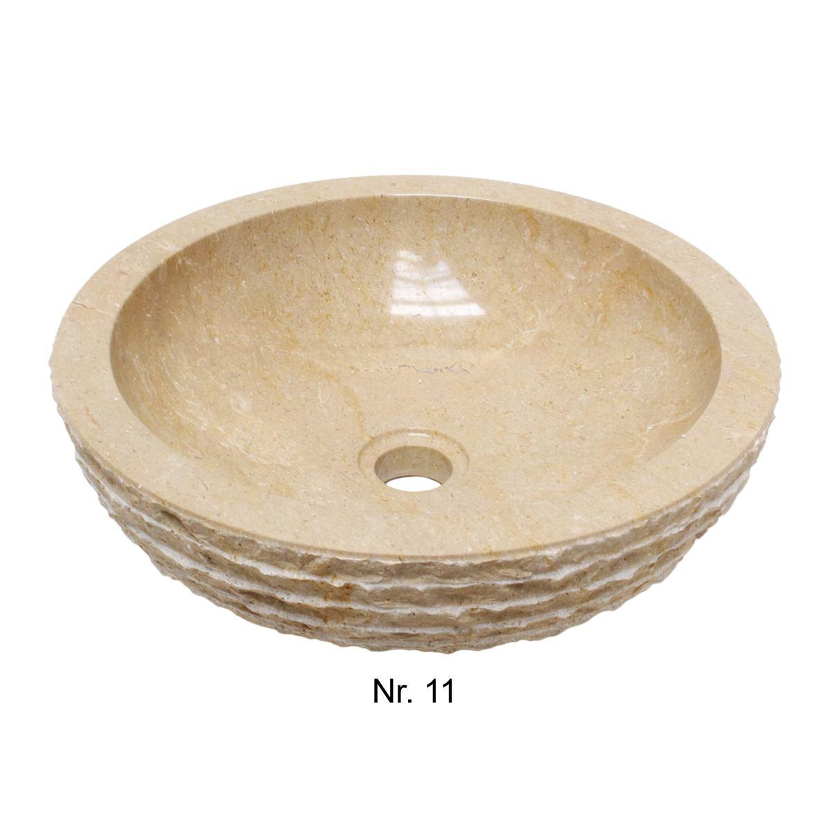 naturstein waschbecken handwaschbecken natursteinwaschbecken waschtisch 40 cm 33 cm marmor. Black Bedroom Furniture Sets. Home Design Ideas