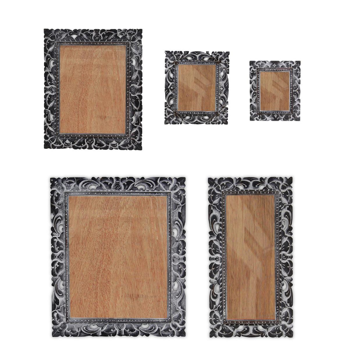 bilderrahmen aus holz foto rahmen schnitzerei wand deko glas dekoration bilderrahmen 10007190. Black Bedroom Furniture Sets. Home Design Ideas