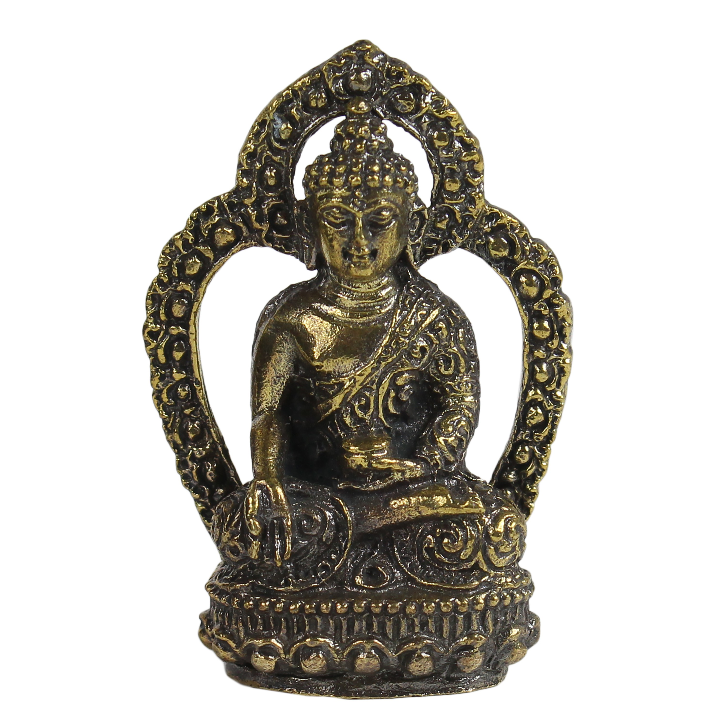 kleiner buddha messing figur messingbuddha messingfigur. Black Bedroom Furniture Sets. Home Design Ideas