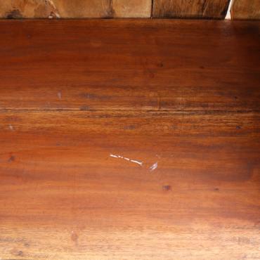 Großes Regal im Shabby Chic Look aus Indonesien ca. 130x40x180 (LBH) Holzregal Bücherregal Wandregal – Bild 10