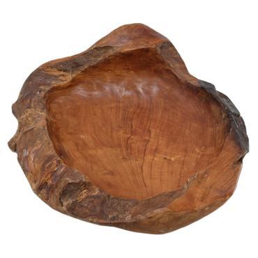 Teakholzschale Deko Schale Dekoschale Teakholz Pflanzschale Teak Holz Massiv – Bild 2