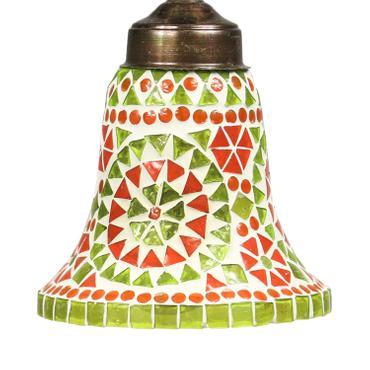 Hänge Mosaik Lampen Rund Orientalisch Dekoleuchte Wandleuchte Laterne Deckenleuchte Bunt Color 14cm ø Nr. 8,b 001