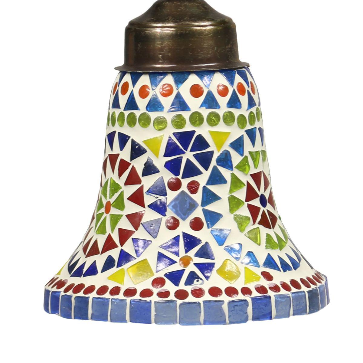 Hange Mosaik Lampen Rund Orientalisch Dekoleuchte Wandleuchte