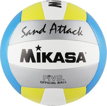 Mikasa Beachvolleyball Sand Attack Design