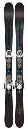K2 Set Shreditor 75 Kinderski + Fastrak 7 (85MM) Bindung