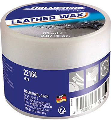 Leather Wax 85 ml -
