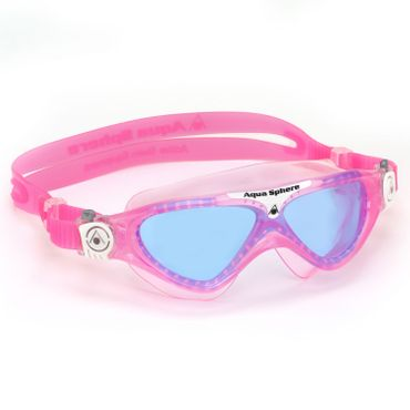 AQUASPHERE Vista Junior Mädchen Taucherbrille