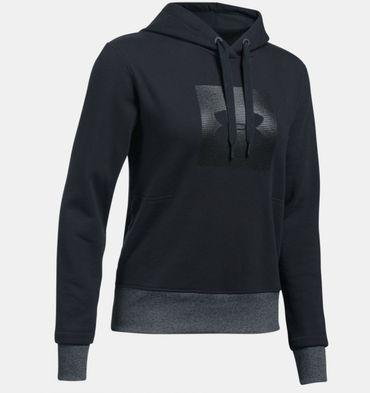 THREADBORNE FLEECE BL HOODIE BLACK Pullover