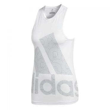 ADIDAS Logo Cool Tank Damen Sportoberteil