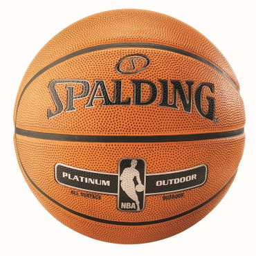 SPALDING Platinum Outdoor Basketball