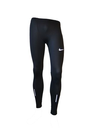 856886 NOS NIKE M NK POWER RUN TIGHT schwarz