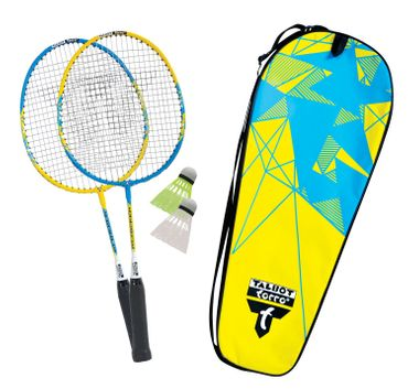MTS SPORT Attacker Junior Badminton Set