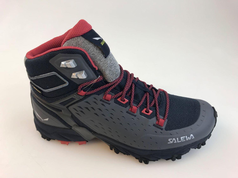 new product e7b73 94945 SALEWA Alpenrose Ultra Mid Goretex Damen Schuhe