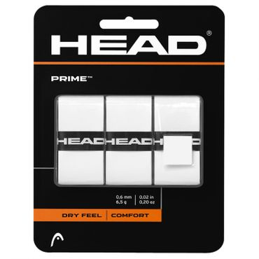 HEAD Prime 3 pcs Pack (Overgrip)