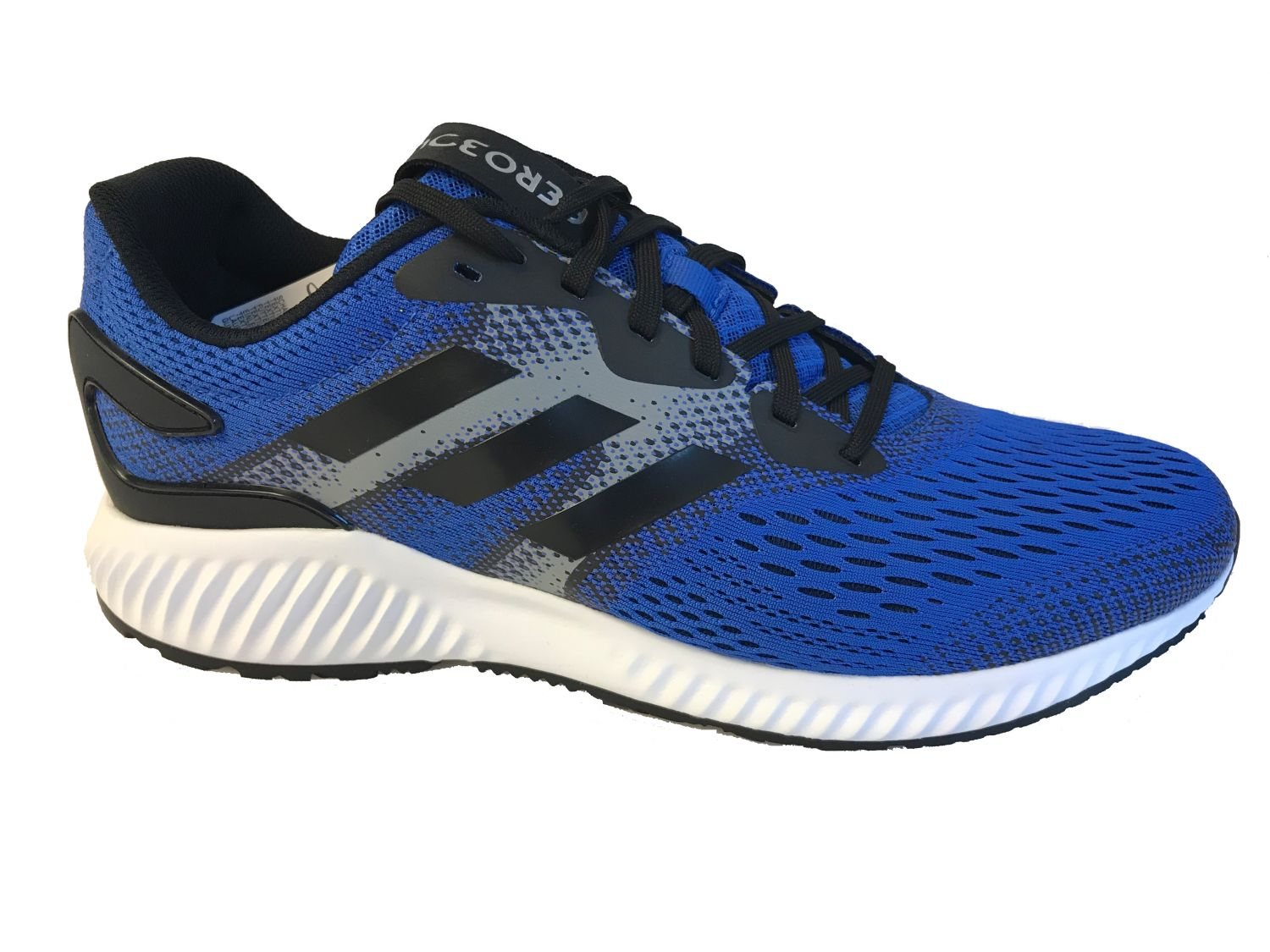 the latest 5932e c8c35 ADIDAS Aerobounce Herren Laufschuh