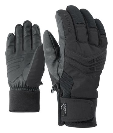 GINOM AS(R) AW glove ski alpine black