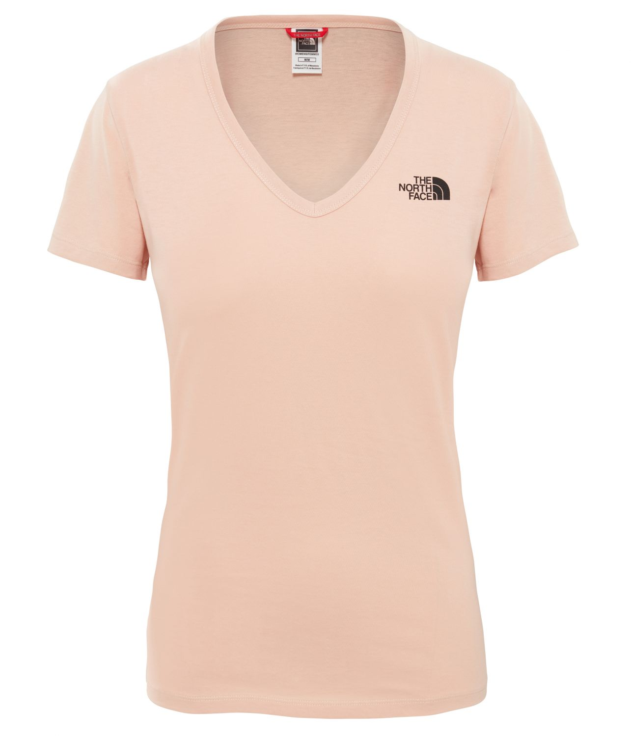 super popular 1dd29 f3fcd THE NORTH FACE S/S Dimple Dom Damen T-Shirt