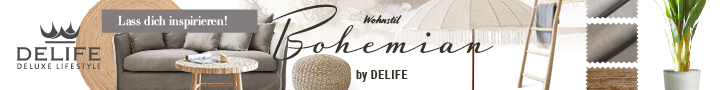 DELIFE Bohemian Style