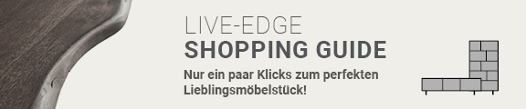 Live-Edge Shoppingguide