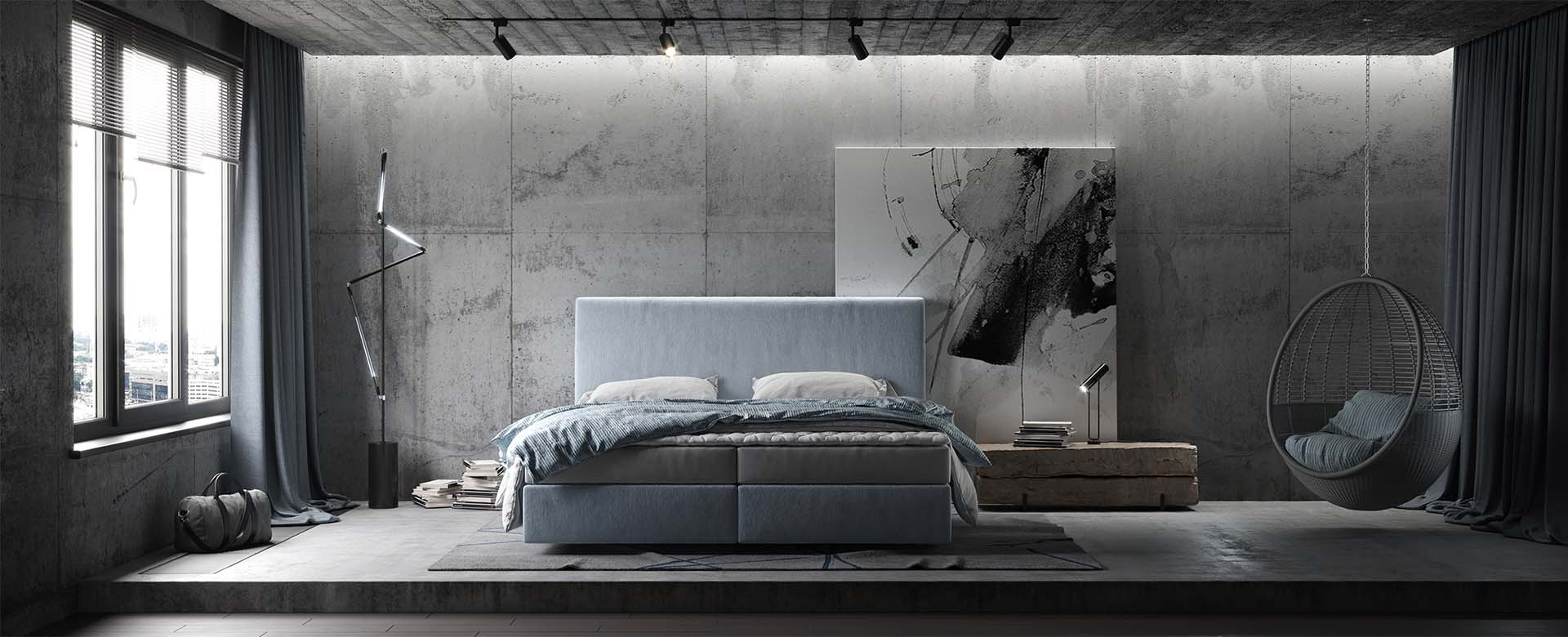 Möbelserie New Dream Boxspring Collection