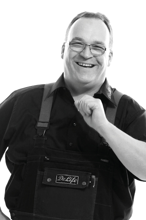 Mitarbeiter Norbert