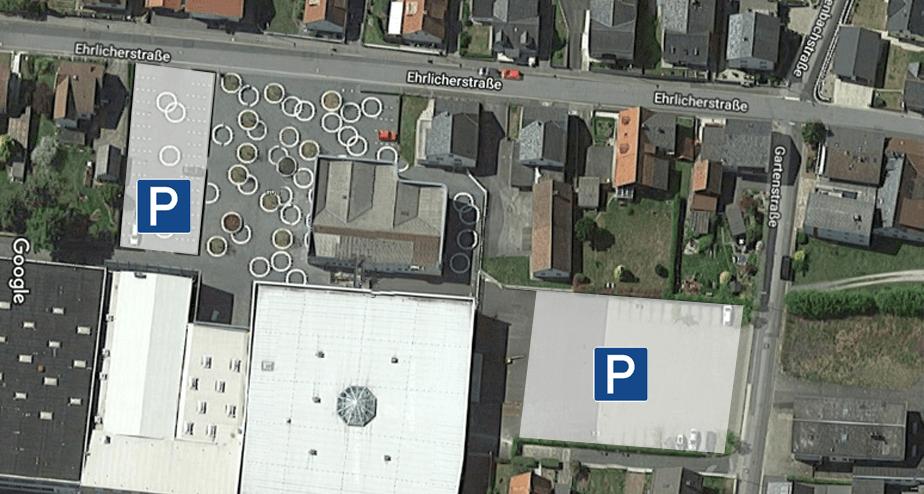 Parkplatz-DELIFE