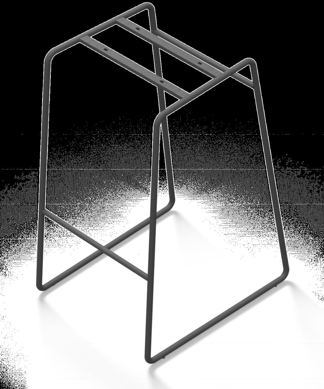 Sitzgestell Kufengestell