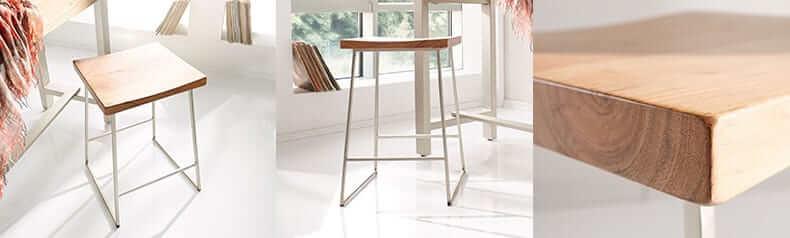 Blokk Stühle
