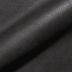 Clovis - Stoffmuster schwarz Microvelour
