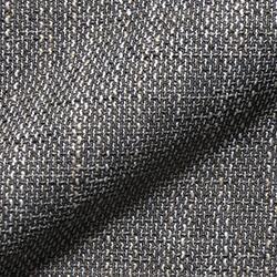 Clovis - Stoffmuster grau Strukturstoff