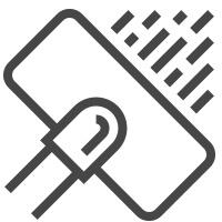 Clovis - Staubsauger Icon
